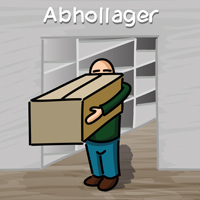 Abhollager