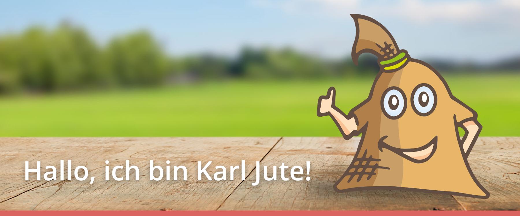 Hallo ich bin Karl Jute